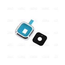 Samsung A700 A7 Kamera Camı Siyah (Tek Cam)