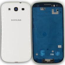 Samsung I9301 S3 Neo Kasa Beyaz