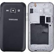 Samsung J1 J100 Arka Kapak Siyah