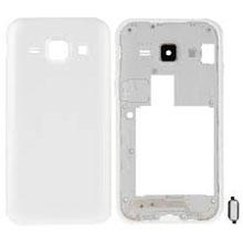 Samsung J1 J100 Arka Kapak Beyaz