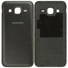 Samsung J200 J2 Arka Kapak Siyah