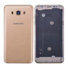 Samsung J7 2016 J710 Kasa Gold Altın