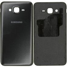 Samsung J700 J7 Arka Kapak Siyah
