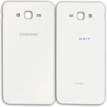 Samsung J700 J7 Arka Kapak Beyaz