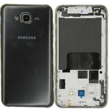 Samsung J700 J7 Kasa Siyah