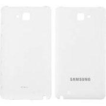 Samsung N7000 Note 1 Arka Kapak Beyaz