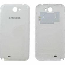 Samsung N7100 Note 2 Arka Kapak Beyaz