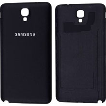 Samsung N7505 Note 3 Neo Arka Kapak Siyah