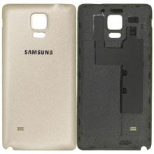 Samsung N910 Note 4 Arka Kapak Gold Altın