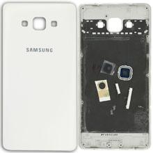 Samsung N910 Note 4 Arka Kapak Beyaz