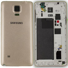 Samsung N910 Note 4 Kasa Gold Altın