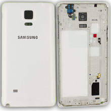 Samsung N910 Note 4 Kasa Beyaz
