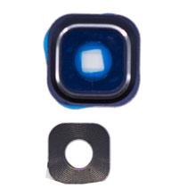 Samsung N920 Note 5 Kamera Camı Siyah (Tek Cam)