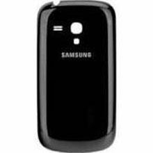 Samsung I8190 S3 Mini Arka Kapak Siyah