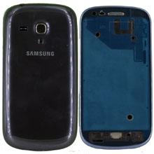 Samsung I8190 S3 Mini Kasa Mavi