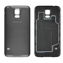 Samsung G900 S5 Arka Kapak Siyah