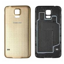 Samsung G900 S5 Arka Kapak Gold Altın
