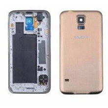 Samsung G900 S5 Kasa Gold Altın