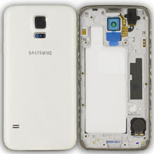 Samsung G900 S5 Kasa Beyaz