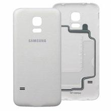 Samsung G800 S5 Mini Arka Kapak Beyaz