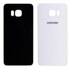 Samsung G925 S6 Edge Arka Kapak Beyaz