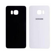 Samsung G928 S6 Edge Plus Arka Kapak Beyaz
