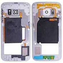 Samsung G928 S6 Edge Plus Kasa Beyaz