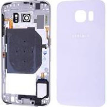 Samsung G920 S6 Kasa Beyaz