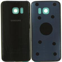 Samsung G930 S7 Arka Kapak Siyah