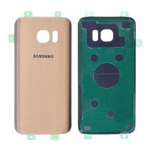 Samsung G930 S7 Arka Kapak Gold Altın