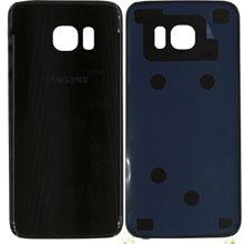 Samsung G935 S7 Edge Arka Kapak Siyah