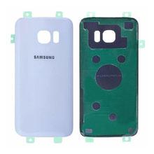 Samsung G935 S7 Edge Arka Kapak Beyaz