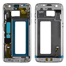 Samsung G935 S7 Edge Kasa Gümüş