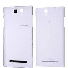 Sony Xperia C3 Arka Kapak Beyaz