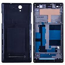 Sony Xperia C3 Kasa Siyah