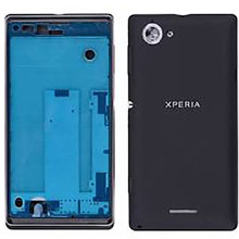 Sony Xperia L C2105 Kasa Siyah