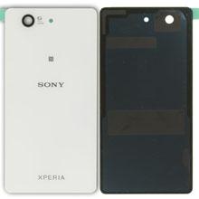 Sony Xperia Z3 Mini Arka Kapak Beyaz