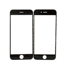 Apple İphone 6 Cam Oca Siyah