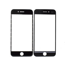 Apple İphone 7 Cam Oca Siyah