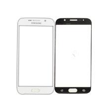 Samsung G920 S6 Cam Oca A Kalite Beyaz