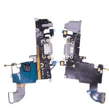 Apple İphone 6S Şarj Ve Mikrofon Filmi Siyah