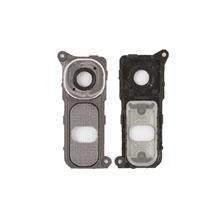 Lg H815 G4 Kamera Camı Panelli Siyah