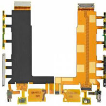 Sony Xperia Z3 Mini Yan Ses On Off Ve Titreşim Filmi