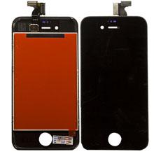 Apple İphone 4 Lcd Ekran A Kalite Siyah