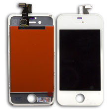 Apple İphone 4 Lcd Ekran A Kalite Beyaz