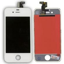 Apple İphone 4S Lcd Ekran A Kalite Beyaz