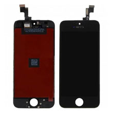 Apple İphone 5S Lcd Ekran A Kalite Siyah