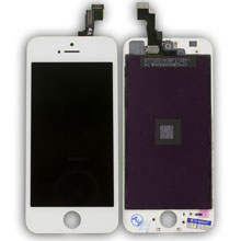 Apple İphone 5S Lcd Ekran A Kalite Beyaz