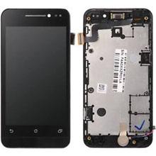 Asus Zenfone 4 Lcd Ekran Çıtalı Siyah (A400cg)