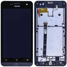 Asus Zenfone 5 Lite Lcd Ekran Çıtalı Siyah